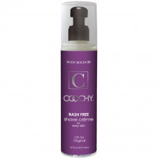 Coochy Rash-Free Shave Creme for Women Original
