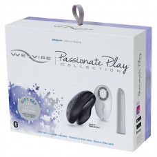 We-Vibe Passionate Play Collection Black