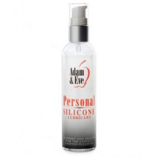 Adam and eve personal silicone based lube - 4 oz