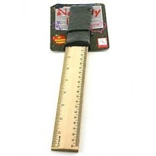 12in Naughty Lil' School Girl Ruler Paddle
