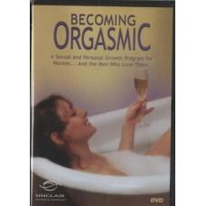 Becoming Orgasmic -Dvd