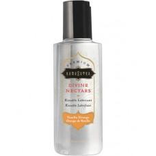 Kama sutra divine nectars kissable lubricant - vanilla orange 5 oz