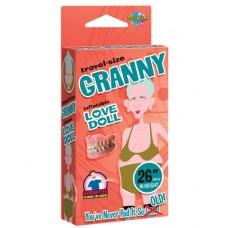 26in travel-size granny love doll
