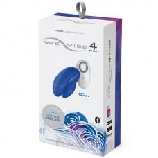 We-Vibe 4 Plus Sapphire